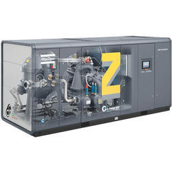 ZR and ZT Oil-free Compressors Close