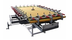 Mechanical Screen Stretching Machine