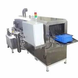 Plastic Tray Cleaning Machine