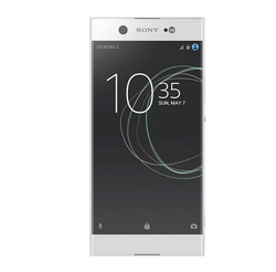 White Sony Xperia XA1 Ultra Smart Phone, Memory Size: 4GB, Screen Size: 6 inch