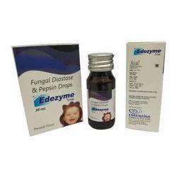 Fungal Diastase And Pepsin Drops (EDEZYME DROPS)