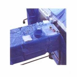 Shi Blue OT Table Covers