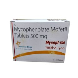 Mycept 500mg Tablets