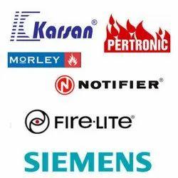 Pertonic Wireless Fire Alarm