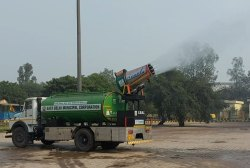 Truck Mounted Anti Smog Cannon Gun