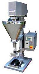 Semi Auto Auger Powder Filling Machine