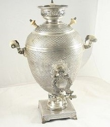 Antique Metal Urns