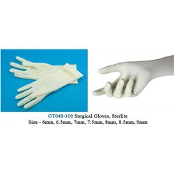 Supertech Surgical Disposable Gloves, for Hospital