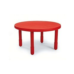 Front Round Preschool Table