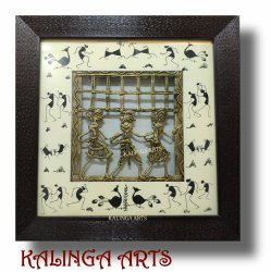 Bastar Trible Art Frame