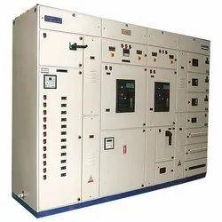 Aluminium Three Phase Power Control Panel, Ip Rating: Ip44