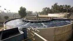 Waste Water Clarifier Plant