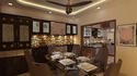 Dining Room With Kitchen Design