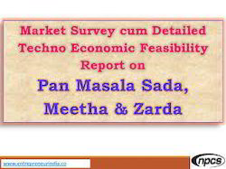Zarda And Kimam Project Reports