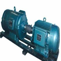 AC to DC Motor Generator Set