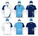 Printed Cotton Golf Sports T-shirt