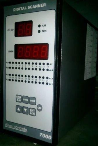 Temperature Scanner & Data Logger