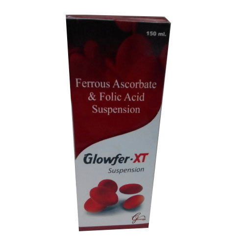 Glowfer-XT Suspension, 150 Ml, for Hospital