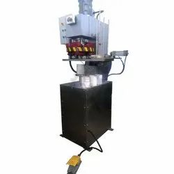 Table Top Semi Automatic Round Can Seaming Machine