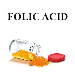 Folic Acid Powder, Packaging Type: Bottle