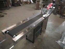 Tirupati Engineering Steel Carton Feeder Conveyor