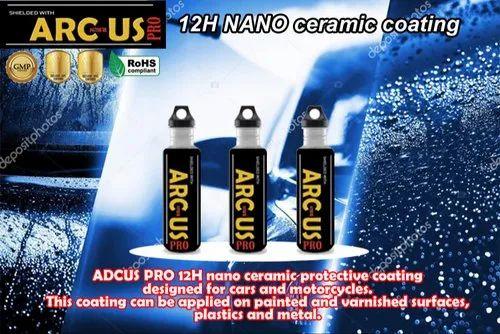 Nano Ceramic Coating 12h