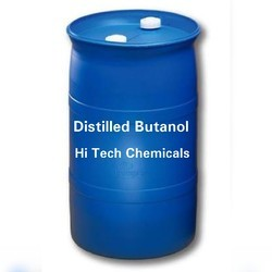 Distilled Butanol