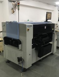 Yamaha YV180-XG High Speed Chip Shooter Machine