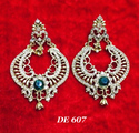 Designer Wedding Indian Earrings