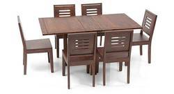 Brown Osian International Dining Table