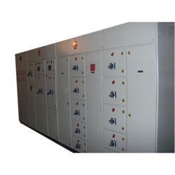Three Phase Power Distribution Control Panel, IP Rating: IP55