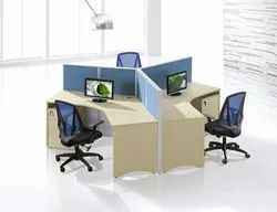 Modular Office Furniture Workstation