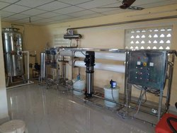 5000 LPH ISI Drinking Water Treatment Plant