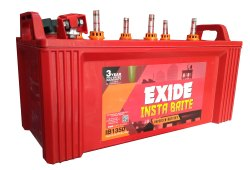 Exide Inverter Batteries For Home And Commercial, Warranty: 2 years