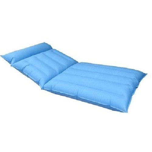 Blue Hospital Water Bed, Size: 200 X 100 X 15 Cm | ID: 18472448562
