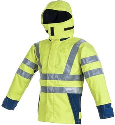 Fire Proof Reflective Suit