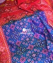 Single Ikat Patola Saree