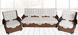 Designer Polyester Sofa Lace