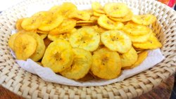 Natti Banana Chips - Salt and Pepper, Packaging Type: Packet