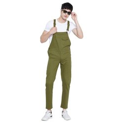 Olive Full Length Dungaree
