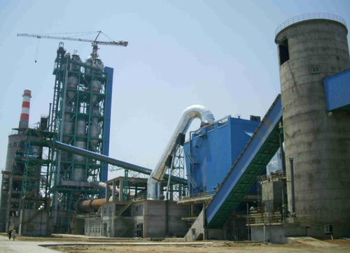 VSK Portland Cement Plants