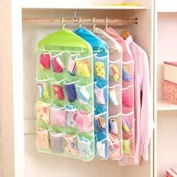 PVC Pocket Candy Wardrobe for Home