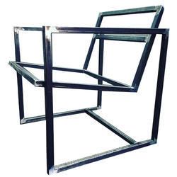 Delightful Metal Chair Frame