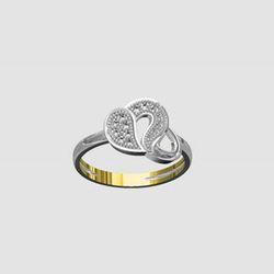 Silver Ladies Micro Rings