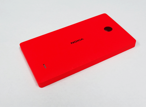 the latest b44df b55a7 Nokia X Red Back Battery Panel Housing Cover Shell