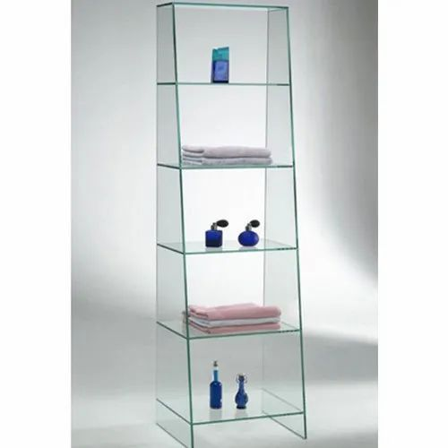 Transparent Glass Cabinets