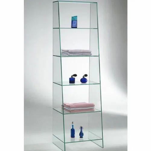 Transparent Glass Cabinets
