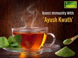 Ayurleaf Herbals Ayush Kwath Covid 19 Protective Powder