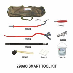 Smart Tool Kit -Manual Tubeless Truck 22.5 Tubeless Tyre Mount Demount Smart Tool Kit