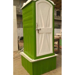 FRP Portable Toilet With Bio Tank